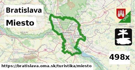 miesto v Bratislava