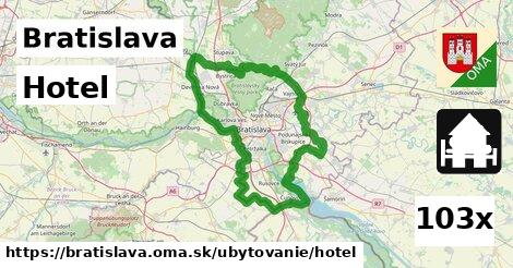 Hotel, Bratislava