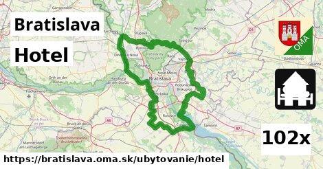 hotel v Bratislava