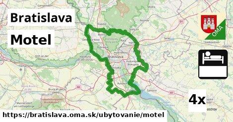 ilustračný obrázok k Motel, Bratislava