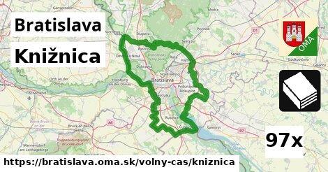ilustračný obrázok k Knižnica, Bratislava