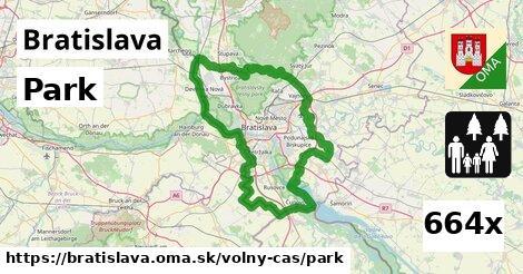 park v Bratislava
