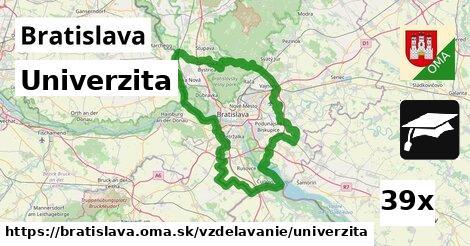 univerzita v Bratislava