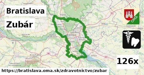 zubár v Bratislava