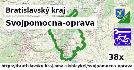 svojpomocna-oprava v Bratislavský kraj