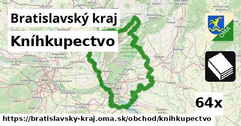 kníhkupectvo v Bratislavský kraj