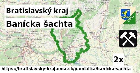 ilustračný obrázok k Banícka šachta, Bratislavský kraj