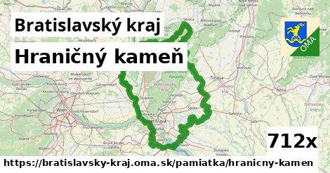 ilustračný obrázok k Hraničný kameň, Bratislavský kraj