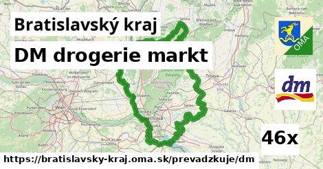 DM drogerie markt v Bratislavský kraj