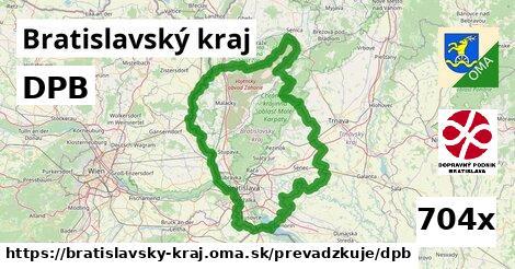 DPB v Bratislavský kraj