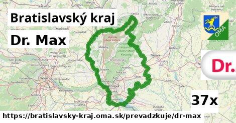 Dr. Max v Bratislavský kraj
