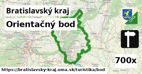ilustračný obrázok k Orientačný bod, Bratislavský kraj