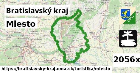 ilustračný obrázok k Miesto, Bratislavský kraj