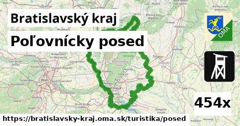 ilustračný obrázok k Poľovnícky posed, Bratislavský kraj