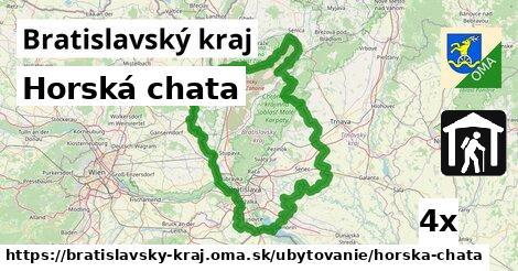 ilustračný obrázok k Horská chata, Bratislavský kraj