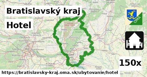 ilustračný obrázok k Hotel, Bratislavský kraj