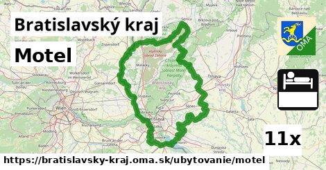 ilustračný obrázok k Motel, Bratislavský kraj