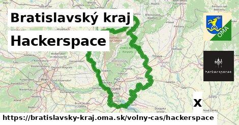 ilustračný obrázok k Hackerspace, Bratislavský kraj
