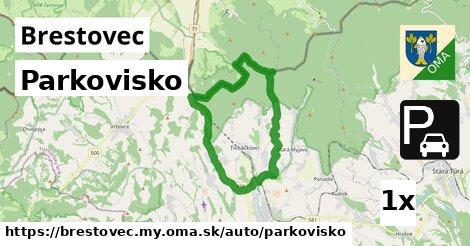 ilustračný obrázok k Parkovisko, Brestovec, okres MY