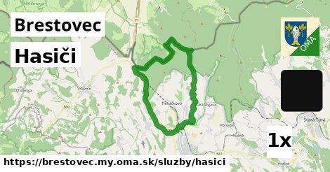 ilustračný obrázok k Hasiči, Brestovec, okres MY