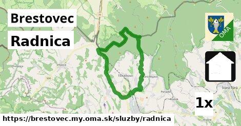 ilustračný obrázok k Radnica, Brestovec, okres MY