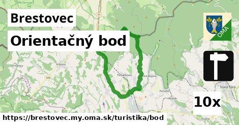 ilustračný obrázok k Orientačný bod, Brestovec, okres MY