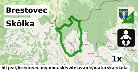 ilustračný obrázok k Skôlka, Brestovec, okres MY