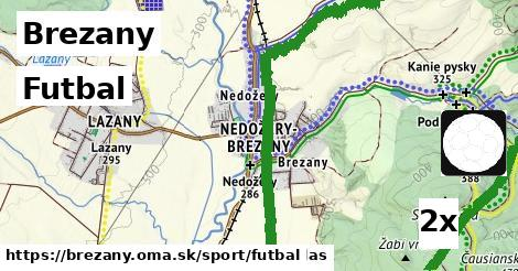 ilustračný obrázok k Futbal, Brezany