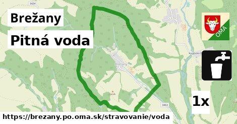 ilustračný obrázok k Pitná voda, Brežany, okres PO