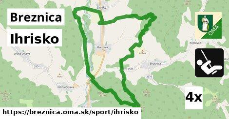 ilustračný obrázok k Ihrisko, Breznica