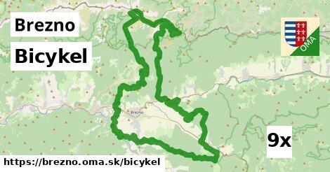 bicykel v Brezno