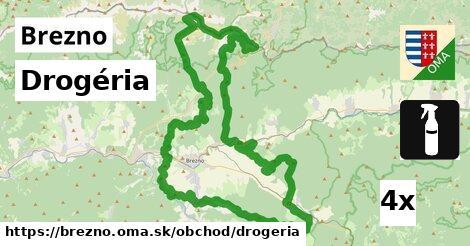 Drogéria, Brezno
