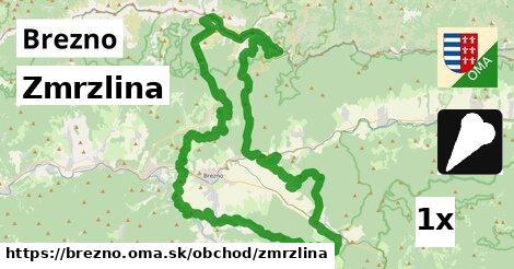 ilustračný obrázok k Zmrzlina, Brezno