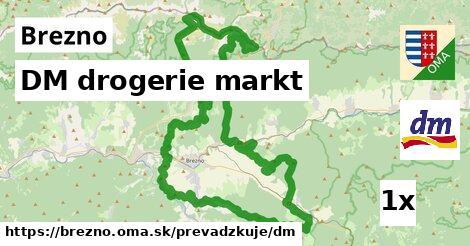 ilustračný obrázok k DM drogerie markt, Brezno