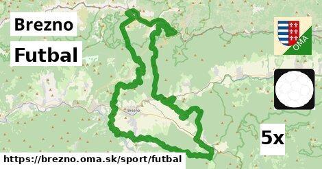 Futbal, Brezno