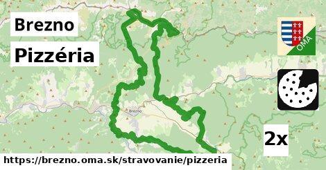 ilustračný obrázok k Pizzéria, Brezno