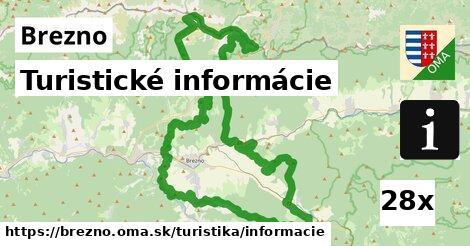 ilustračný obrázok k Turistické informácie, Brezno