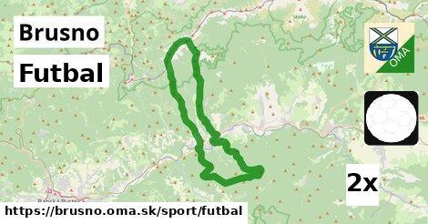 futbal v Brusno