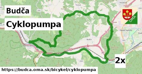 ilustračný obrázok k Cyklopumpa, Budča