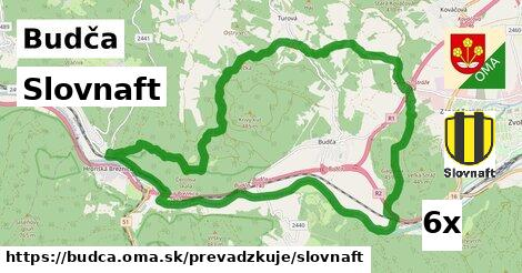 ilustračný obrázok k Slovnaft, Budča
