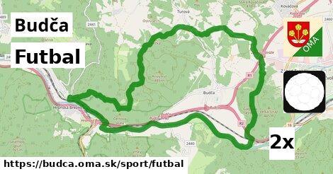 ilustračný obrázok k Futbal, Budča