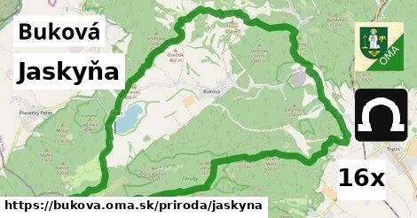 jaskyňa v Buková
