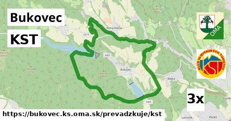 ilustračný obrázok k KST, Bukovec, okres KS