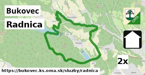 ilustračný obrázok k Radnica, Bukovec, okres KS