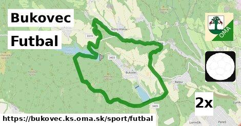 ilustračný obrázok k Futbal, Bukovec, okres KS