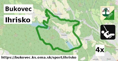 ilustračný obrázok k Ihrisko, Bukovec, okres KS