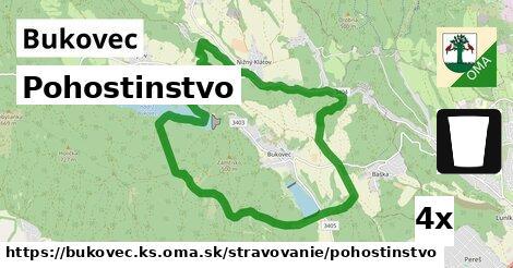 ilustračný obrázok k Pohostinstvo, Bukovec, okres KS