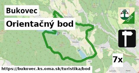 ilustračný obrázok k Orientačný bod, Bukovec, okres KS