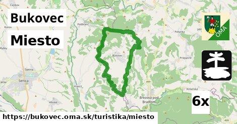 ilustračný obrázok k Miesto, Bukovec