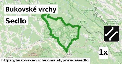 ilustračný obrázok k Sedlo, Bukovské vrchy